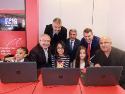 Vodafone il il dolaşıp çocuklara kodlama sevdiriyor