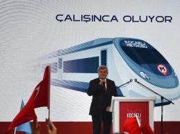 Metro İstanbul'dan dışarı taştı