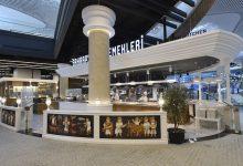Yeni havalimanının yeni restoranları hazır